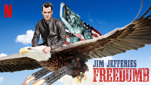 Jim Jefferies: Freedumb