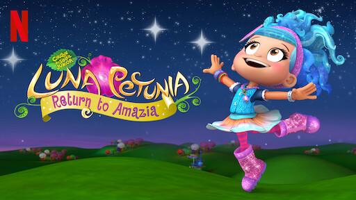 Luna Petunia: Return to Amazia