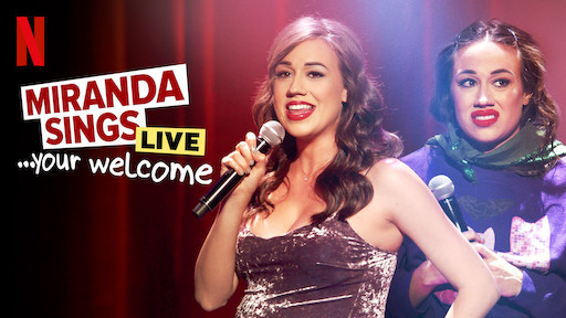 Miranda Sings Live…Your Welcome