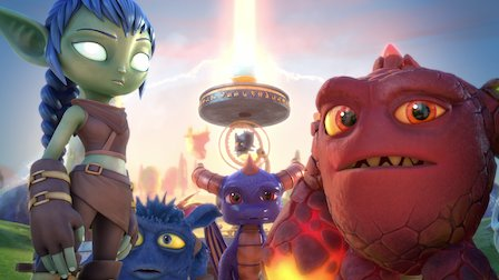 Watch Assault on Skylander Academy. Episode 12 of Season 1.