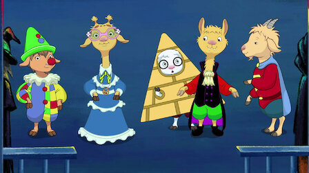 Watch Llama Llama Trick or Treat / Boat Float. Episode 11 of Season 1.