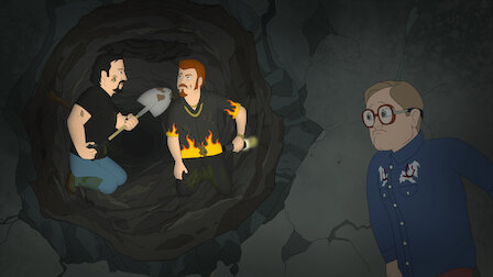 Watch The Bagshank Redemption. Episode 8 of Season 2.
