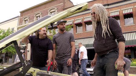 Watch Rustang to Mustang. Episode 4 of Season 1.