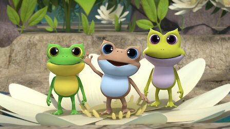 Watch The Froggy Trio. Episode 3 of Season 1.