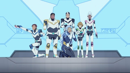 Watch The Voltron Show!. Episode 4 of Season 4.