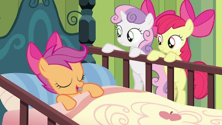 Watch Somepony to Watch Over Me. Episode 17 of Season 4.