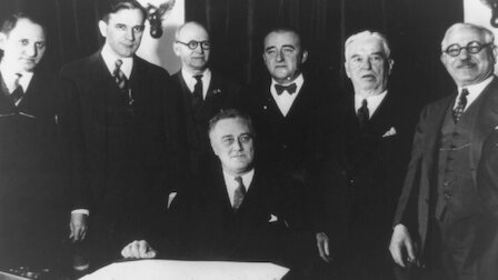 Watch 1920-1940: Roosevelt, Hitler, Stalin: The Battle of Ideas. Episode 12 of Season 1.