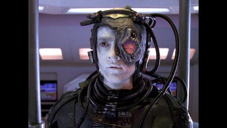 Watch I, Borg. Episode 23 of Season 5.