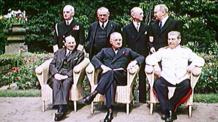 Watch The Cold War: 1945-1950. Episode 4 of Season 1.