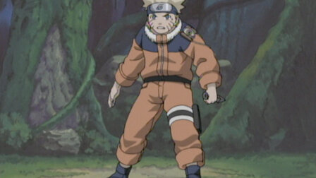 Watch The Chunin Exam Stage 2: The Forest of Death. Episode 1 of Season 2.