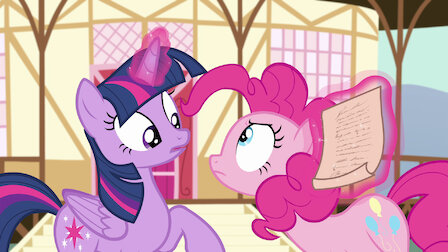 Watch The One Where Pinkie Pie Knows. Episode 20 of Season 5.