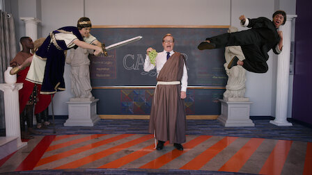 Watch Julius Caesar & Bruce Lee. Episode 13 of Season 1.