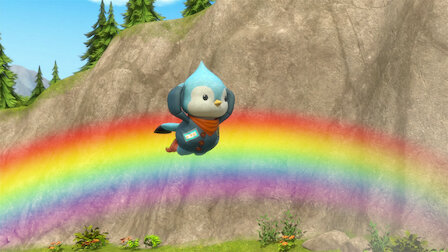 Watch The Case of the Talking Rock / The Case of the Readymade Rainbow. Episode 5 of Season 1.