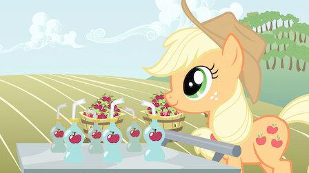 Watch Applebuck Season. Episode 4 of Season 1.