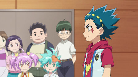 Watch Beyblade Club: Let's Get Started!. Episode 4 of Season 1.