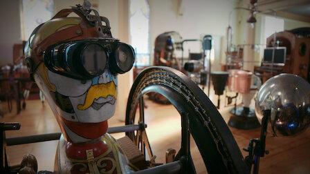 Watch House of Dictators, Bank House, Steampunk Wonderland. Episode 8 of Season 1.