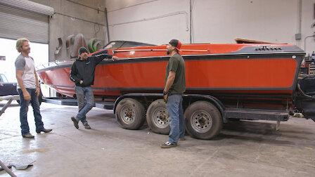Watch Motorboatin'. Episode 4 of Season 2.