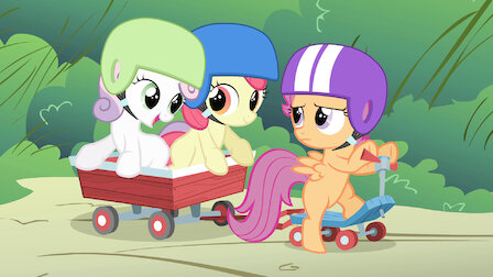 Watch The Cutie Mark Chronicles. Episode 23 of Season 1.