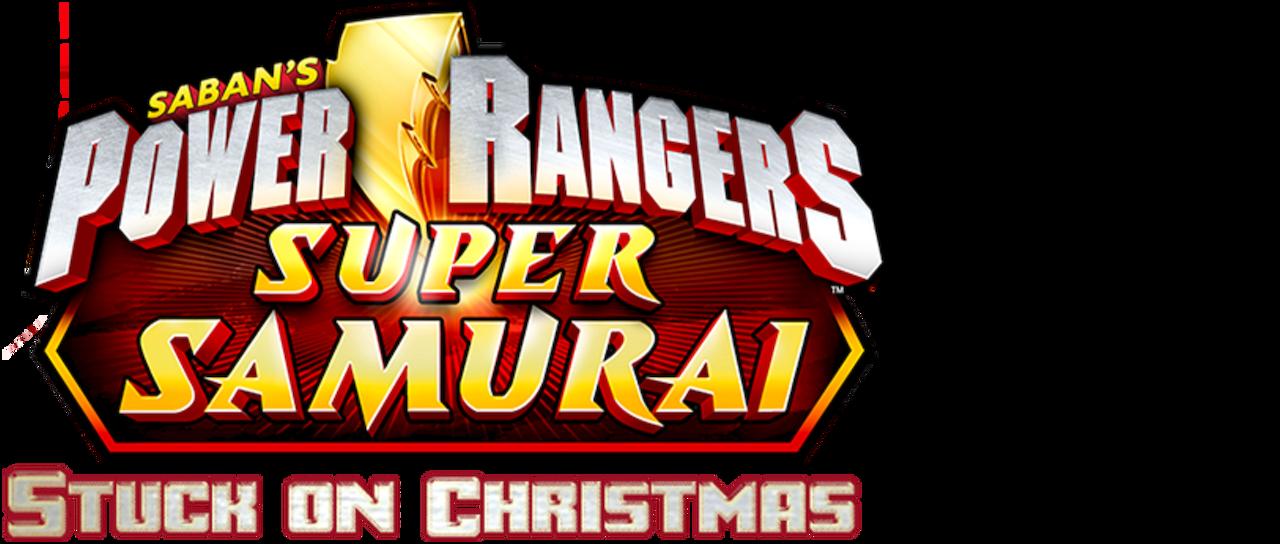 Power Rangers Super Samurai: Stuck on Christmas