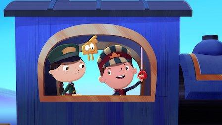 Watch Sky High Ski Jump / Tricky Train Trek. Episode 9 of Season 1.