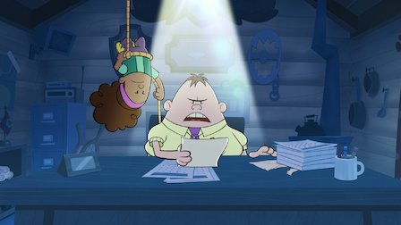 Watch Captain Underpants and the Ludicrous Lunacy of the Loopy Laserlightmare. Episode 11 of Season 3.