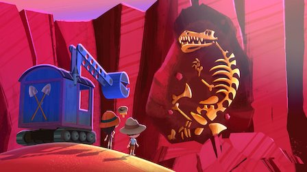 Watch Soggy Soaker Showdown / Big Big Dino Dig. Episode 12 of Season 1.