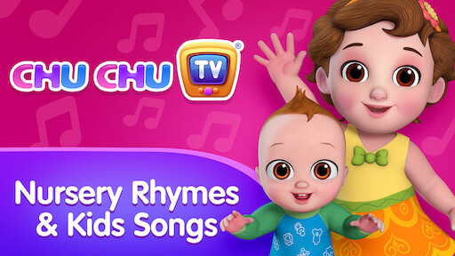 ChuChu TV Nursery Rhymes & Kids Songs (English)
