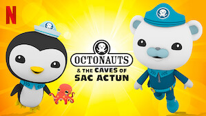 Octonauts & the Caves of Sac Actun