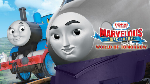 Thomas & Friends: Marvelous Machinery: World of Tomorrow