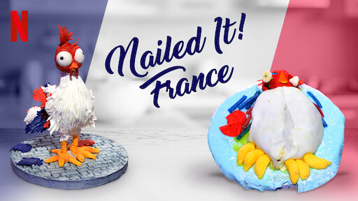 Nailed It! France