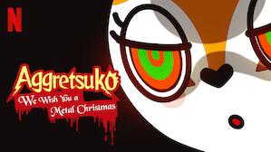 Aggretsuko: We Wish You a Metal Christmas